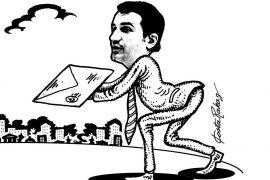 Lali Eri Karikaturë @Courtesy Kosta Rakas