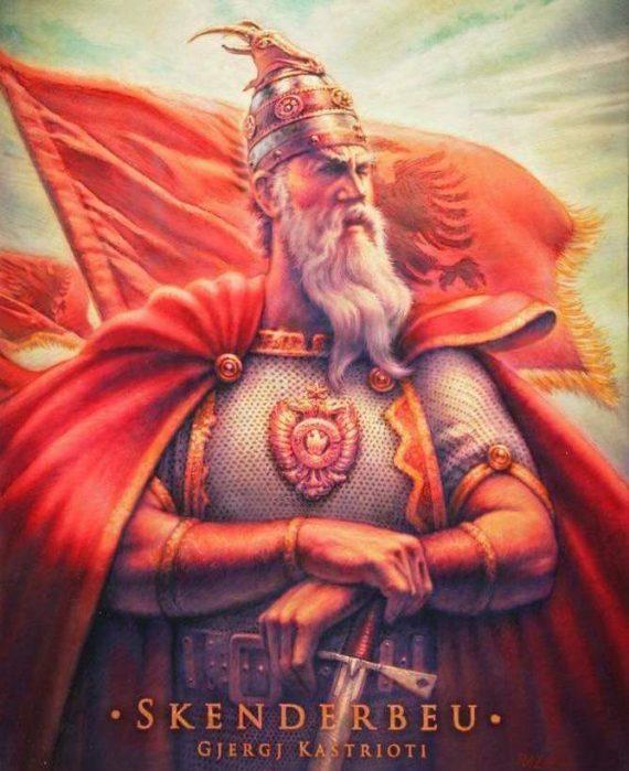 Viti Jubilar- Gj. K. Skënderbeu në Hollywood